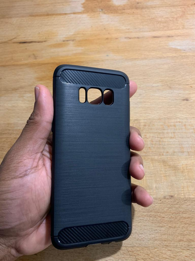 Impact Ultimate for Samsung Galaxy S8 - Charcoal black