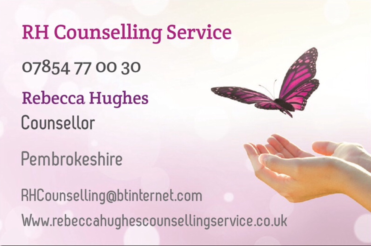 Rebecca Hughes Counselling Service
