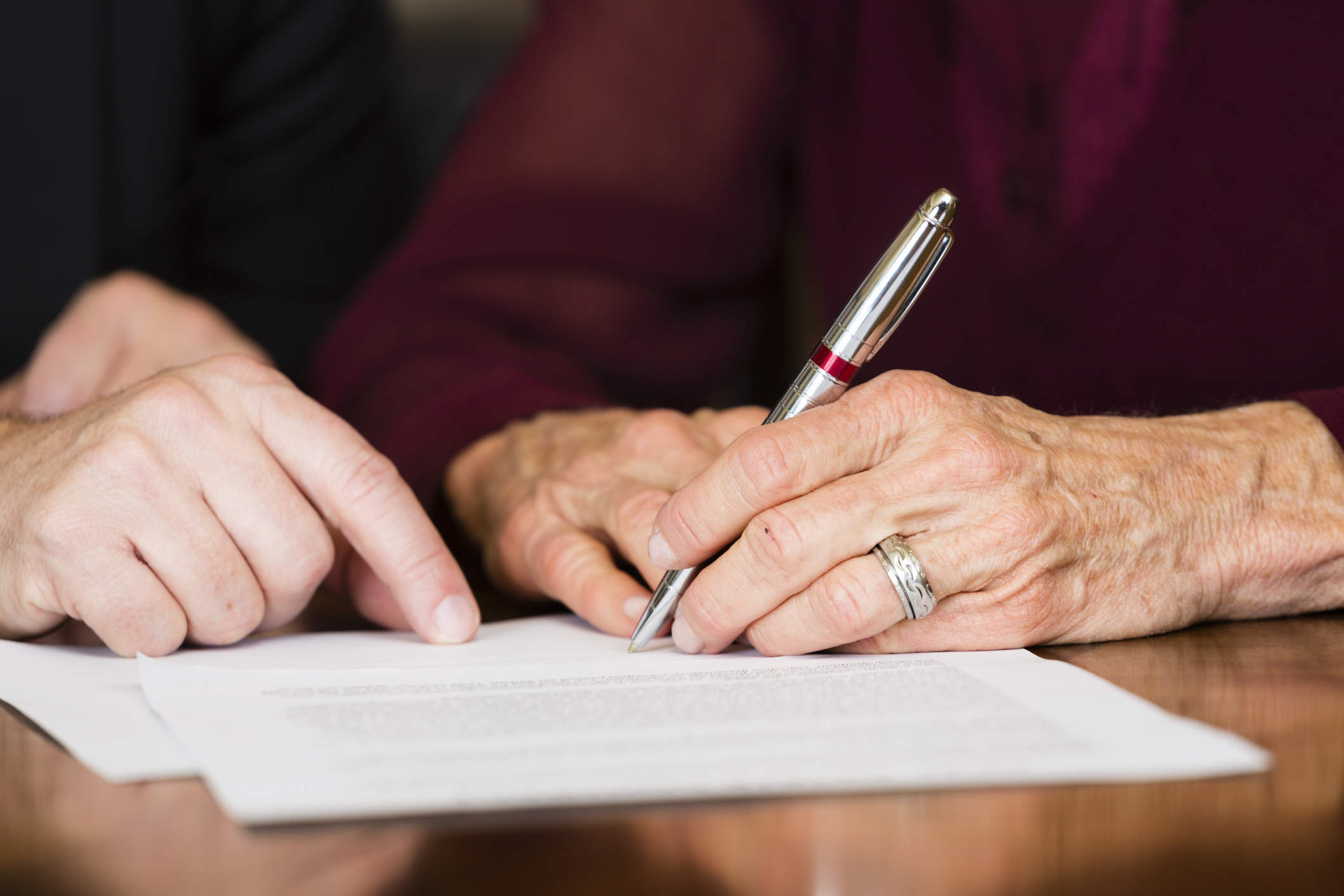 Do you need a lawyer to make a will?