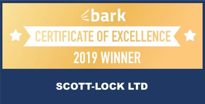 Bark Certificate of Excellence