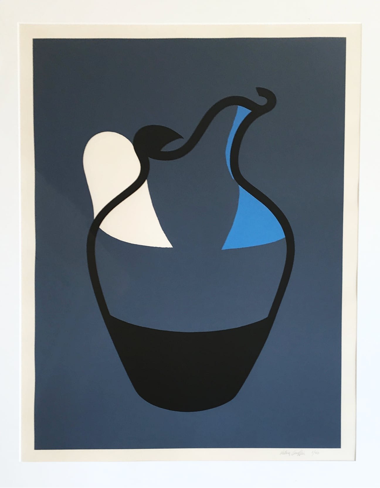 Patrick Caulfield - Water Jug