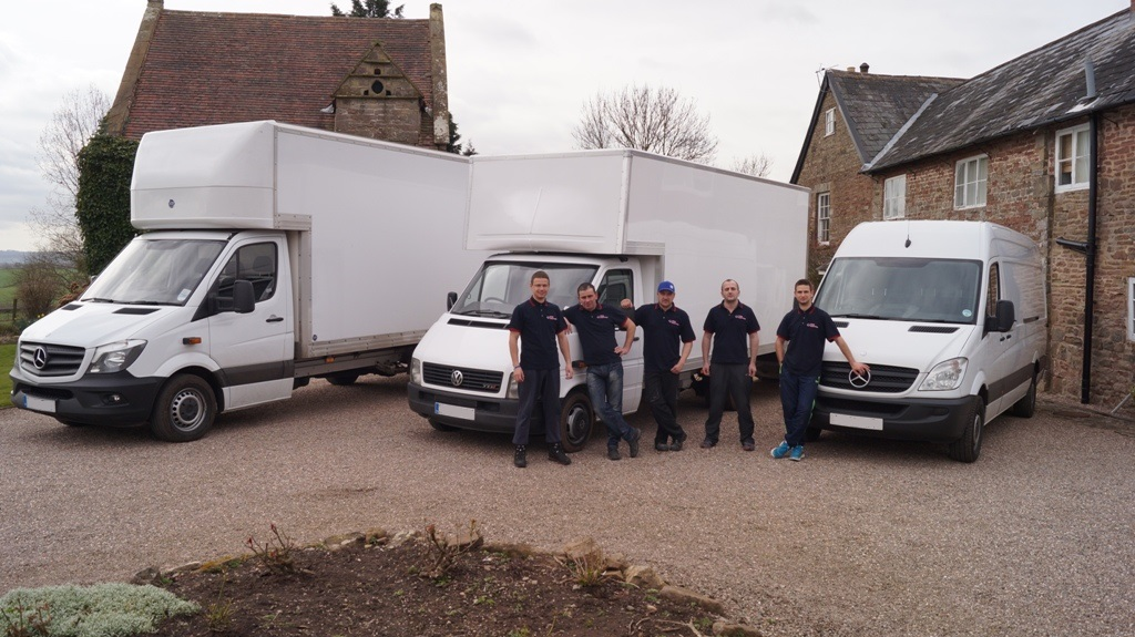 House Removals Kidderminster