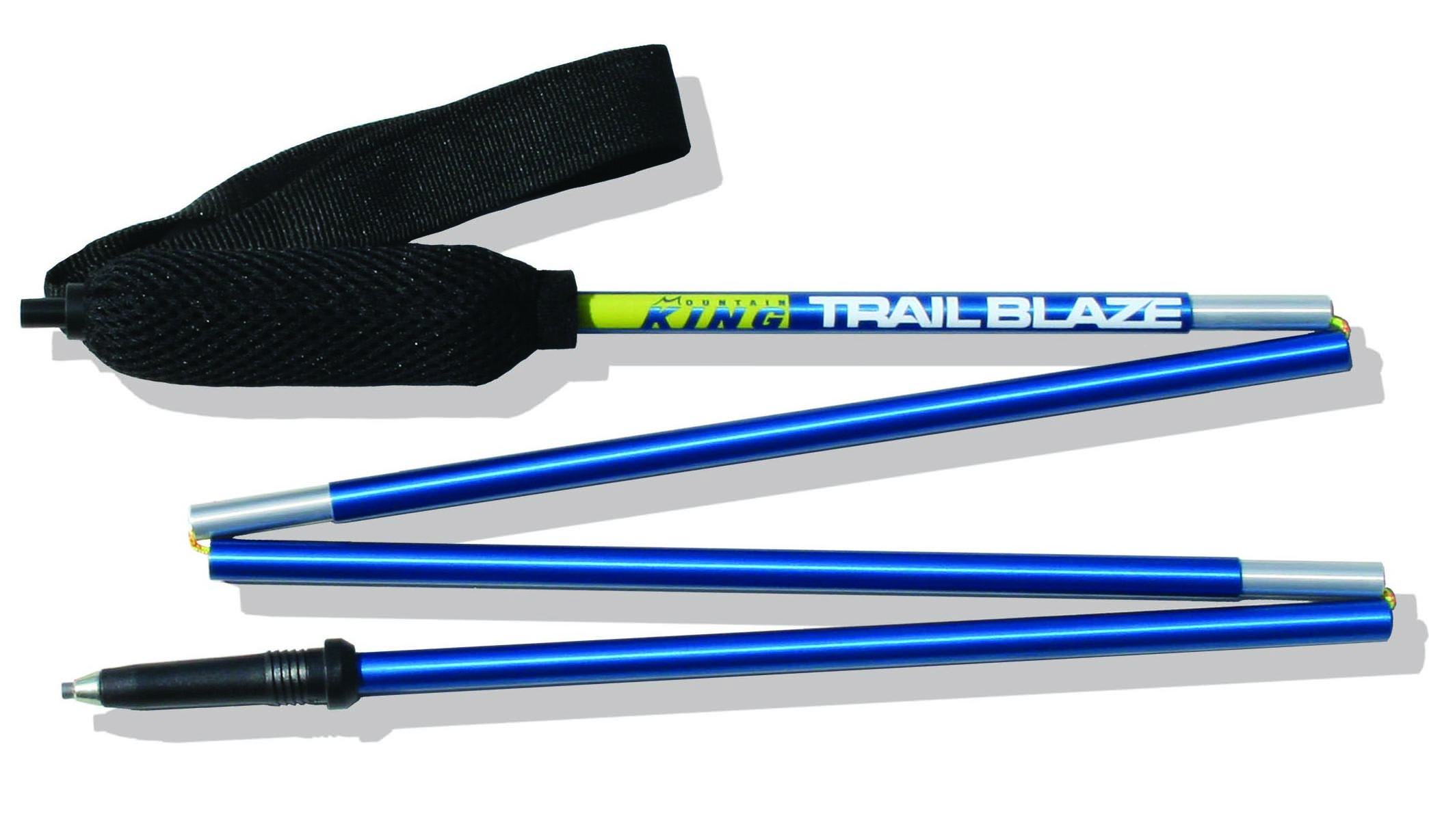 Trail Blaze -  Black, Blue, Red, Green (pair)